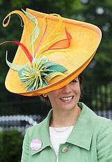 JUNE 20 2013 Ladies Day at Royal Ascot 2013