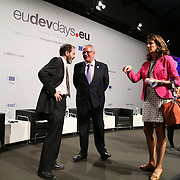 04 June 2015 - Belgium - Brussels - European Development Days - EDD - Closing Panel - From development aid to international Cooperation - Neven Mimica , EU Commissioner for International Cooperation and Development © European Union