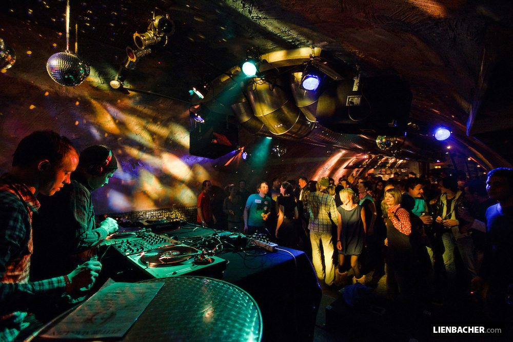 Siegfried & Boy @ Yeah!Club 2nd anniversary/Rockhouse Salzburg
