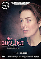 The Mother by Florian Zeller at the Tricycle Theatre. Director Laurence Boswell