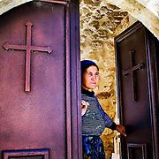 TURKEY: TUR ABDIN, MOUNTAIN OF THE SERVANTS