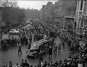 1957 04/01 Funeral of Sean South