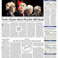 USE ARROWS &larr; &rarr; on your keyboard to navigate this slide-show<br /> <br /> Financial Times Deutschland - Germany<br /> Photo: Ezequiel Scagnetti