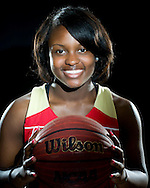 Lafayette High's Mykira Buford is a member of the Oxford Eagle's 2010 All-Area Basketball Team, photographed on Monday, April 12, 2010 in Oxford, Miss.