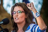 Sarah Palin Campaigns For Kirk Adams