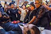 Mourning Suthin Taratin - Murdered Thai Protestor
