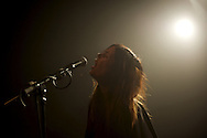 I Break Horses album launch concert at the Village Underground in London on 23 January 2014