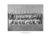 Cork, All Ireland Senior Hurling Champions.<br /> <br /> 7th September 1953<br /> 07/09/1953