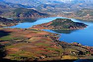France, Languedoc Roussillon, Hérault, Lac du Salagou