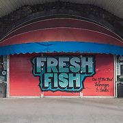 Fishmongers.<br />