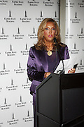 Denise Rich at The Empire State Building lighting ceremony, where the world's most famous office buiding will shine brightly in ths colors of Gabrielle's Angel Foundation for Cancer Research, red and purple, on the night of Gabrielle's Gala..The mission of Gabrielle's Angel Foundation is to fund basic and clinical medical research in both conventional and intergrativedisciplines which focus on prevention, treatment and quality of life issues of leukemia, lymphoma and related cancers.