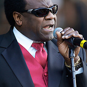 MANCHESTER, TN - JUNE 12:  Al Green performs at the 2009 Bonnaroo Music and Arts Festival on June 12, 2009 in Manchester, Tennessee. Photo by Bryan Rinnert/3Sight Photography