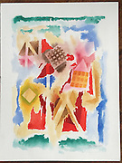 Laki. Construction in Red.<br />