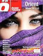 Cover / Öger Tours Winter Catalogue