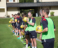 Day 5 - Dundee FC pre-season training camp in Obertraun, Austria