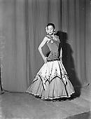 1952 Teresa, Spanish dancer
