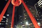 USA New York Downtown Manhattan aus der Serie Night Vision Nacht Nachtaufnahme