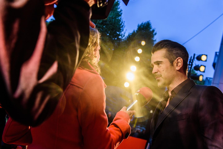 Film Fest Gent - Colin Farrell & Yorgos Lanthimos (14-10-2015)