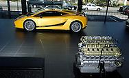 (C) Joel Strickland Photographics.. Lamborghini Melbourne Dealership, in Chapel St, South Yarra, Melbourne, Victoria  February 2nd 2008