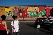 Graffiti in Athens, Greece