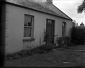 1956 - Bridge Cottage, Greystones, house of escaped convict Alfred George Hinds