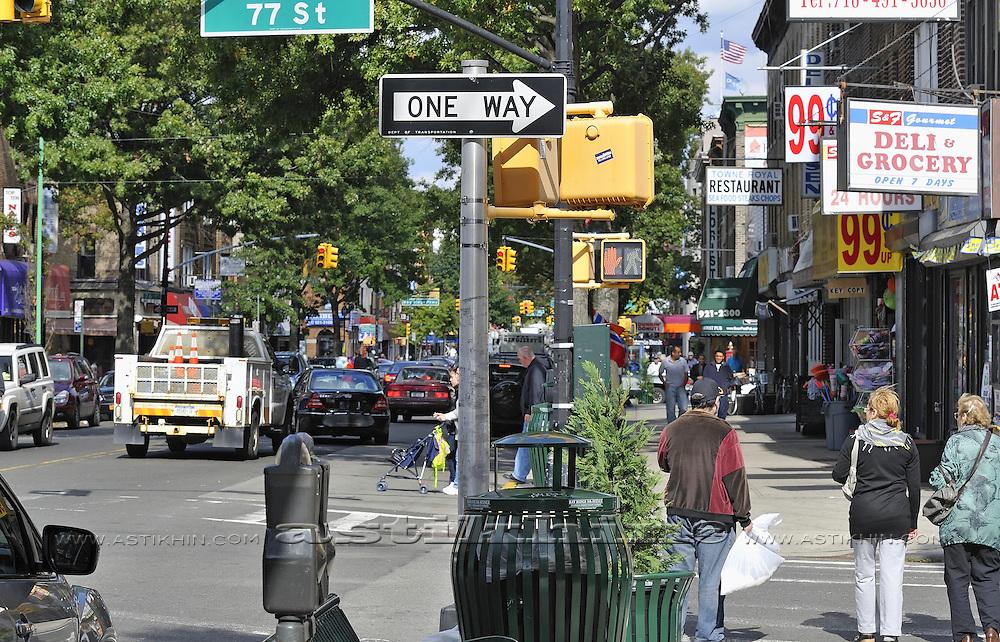 Street of Bay Ridge
