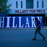 Hillary Clinton Campaign 2008 Iowa