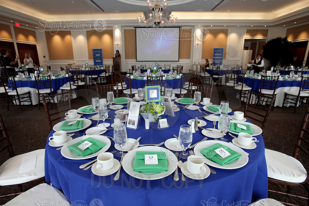 8 September 2010: Impact Giving grant season kickoff luncheon at the Pacific Club in Newport Beach, CA. We are a women's collective giving organization that educates women who come together to effect positive social change in our communities, in our nation and around the world.