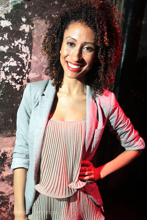 28 April 2011- New York,  NY-  Elaine Welteroth at The Sparkling Celebration for the Birthday of Harriette Cole held at the Galapagos Art Space on April 27, 2011 in Brooklyn, NY Photo Credit: Terrence Jennings