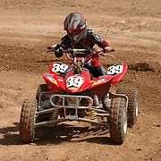 2006 ITP Quadcross Round 3, Race 9 at ACP in Buckeye, Arizona.