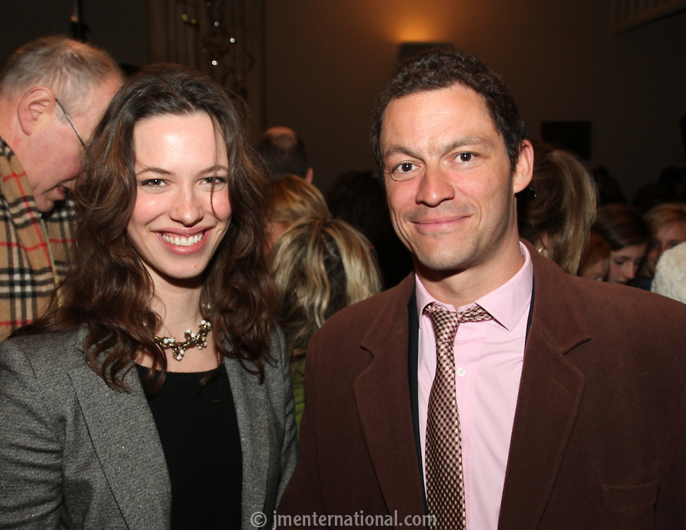 Rebecca Hall and Dominic West