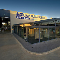 Mandurah Glass - 4 Jul 11