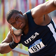 Andrew Akens, University of Texas-San Antonio shot put