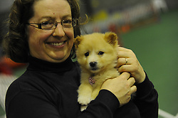 Dr. Becker and  Jah-li chow mix newest edtition to dog family.