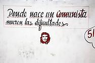 Che in Puerto Padre, Las Tunas, Cuba.