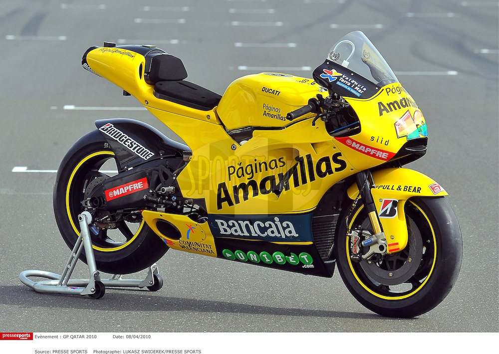 Aspar Ducati