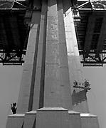 Bridge Painters, Golden Gate Bridge, San Francisco