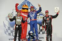 Dario Franchitti, Peak Antifreeze and Motor Oil Indy 300, Chicagoland Speedway, 8/28/2010