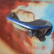 Chrome Door Handle - Pearsonville, CA - Lensbaby
