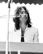 Bad Company 1974 Paul Rodgers.© Chris Walter.
