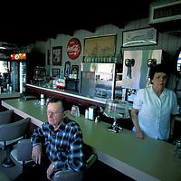 Frontier Cafe, Truxton, Old Route 66, Arizona, USA