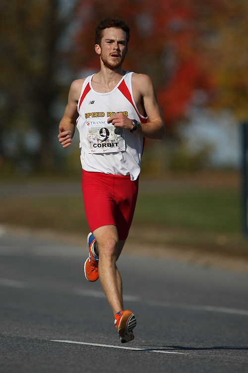 (Ottawa, ON---18 October 2008) JOHN CORBIT competes in the 2008 TransCanada 10km Canadian Road Race Championships. Photograph copyright Sean Burges/Mundo Sport Images (www.msievents.com).