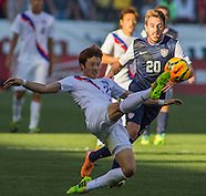 Soccer: USA vs Korea Soccer Game 2014