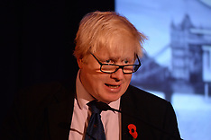 OCT 28 2014 Boris Johnsons Speech on Crossrail 2