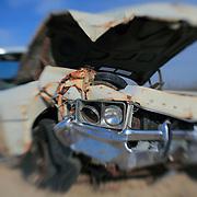 Chrysler Crunch - Pearsonville, CA - Lensbaby