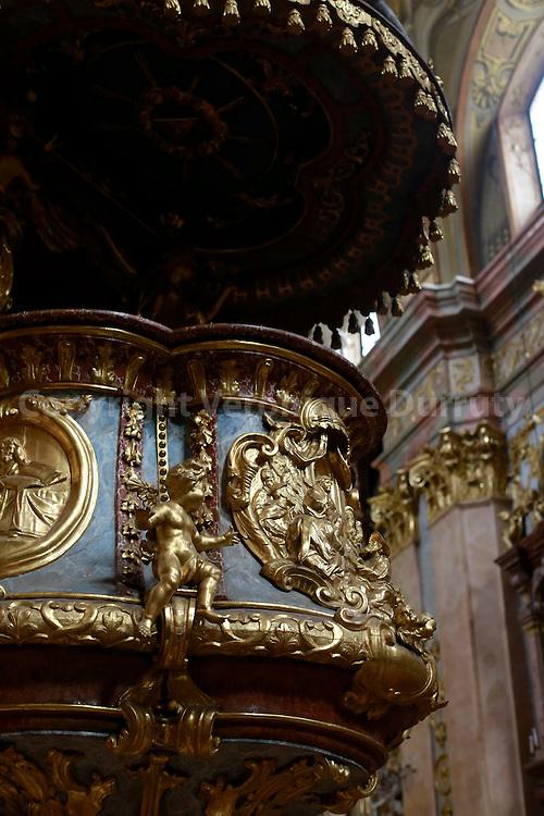 ST Peter church,Vienna, Austria // Eglise st Pierre, Vienne, Autriche