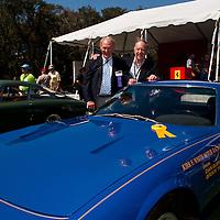 Dan Gurney & Brock Yates - #294 1971 Ferrari 365 GTB/Daytona: Bruce & Jolene McCraw