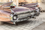 When cars had wings...