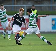 10-10-2016 Dundee under 20s v Celtic