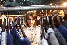 JAN 17 2013 Princess Beatrice and Princess Eugenie